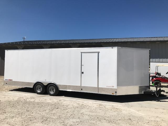 2018 Continental Cargo 8.5X24 V SERIES 10K Enclosed Cargo Trailer