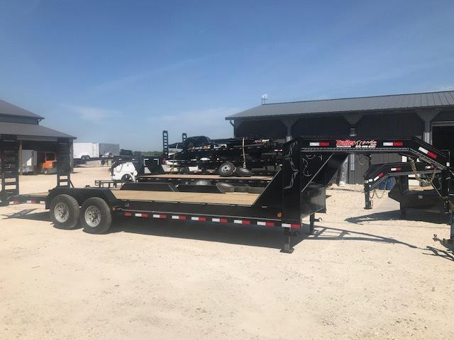 2017 Load Trail 37064 Equipment Trailer 83
