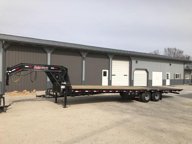 2017 Load Trail 28657 Equipment Trailer 102
