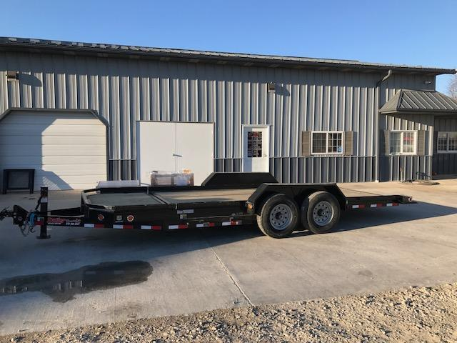 2018 Load Trail 83X20 14K TL LOW PRO TILT Equipment Trailer