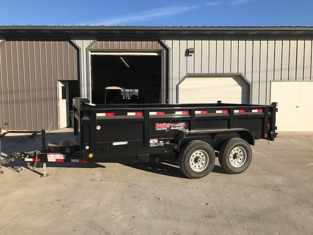 2018 Load Trail 83X14 14K WITH SPARE MOUNT Dump Trailer