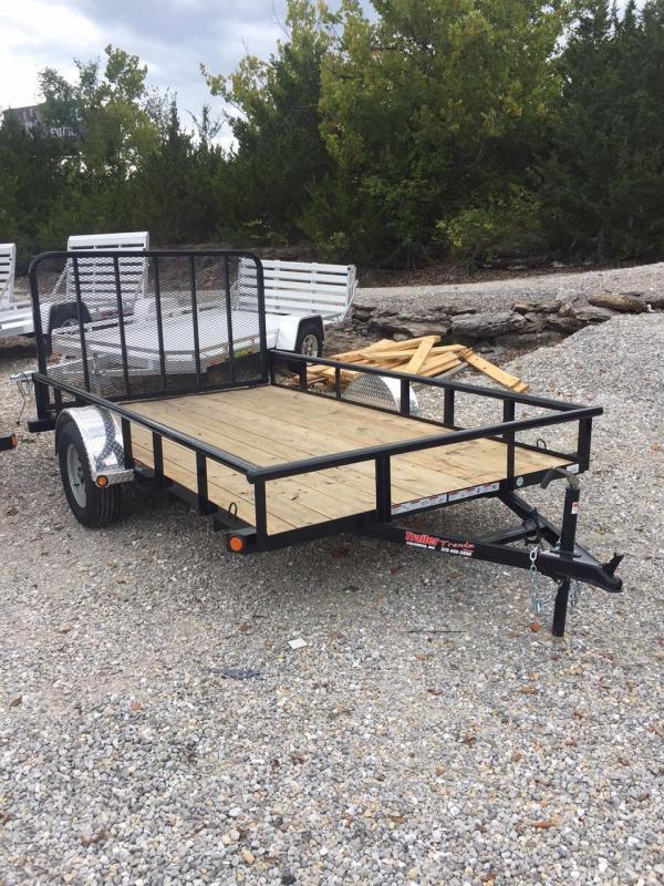 2017 Load Trail SE83X12 Utility Trailer