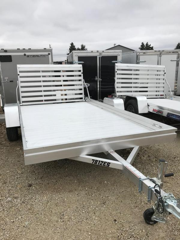 2018 Aluma 7812 EDGE SERIES Utility Trailer