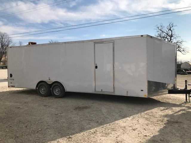 2018 Stealth Trailers 8.5X24 TITAN SE 10K Enclosed Cargo Trailer