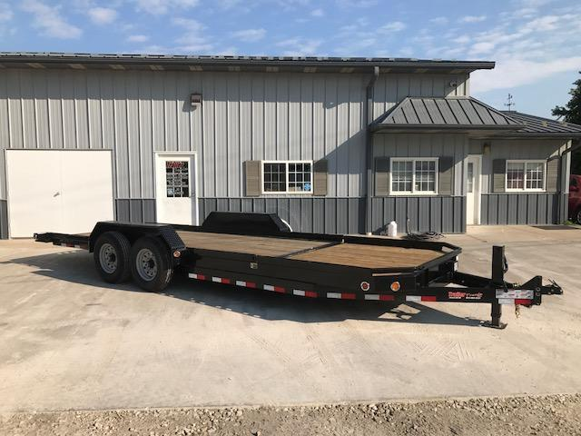 2017 Load Trail 83X22 TL LOW PRO TILT Equipment Trailer