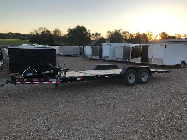 2018 Load Trail 83X20 TILT N GO 14K Equipment Trailer