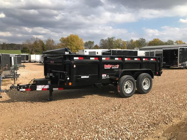 2018 Load Trail 83X14 14 K STANDARD HEIGHT Dump Trailer