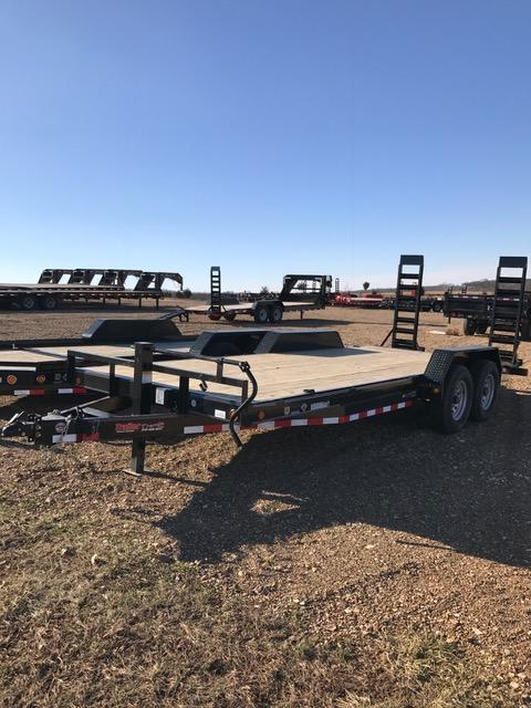 2017 Load Trail 27935 Flatbed Trailer 83