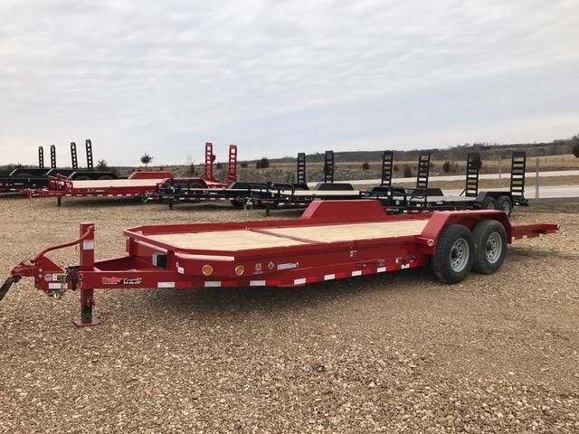 2017 Load Trail 27927 Flatbed Trailer 83