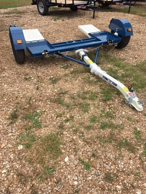 2017 Stehl Tow Dolly WITH STRAPS