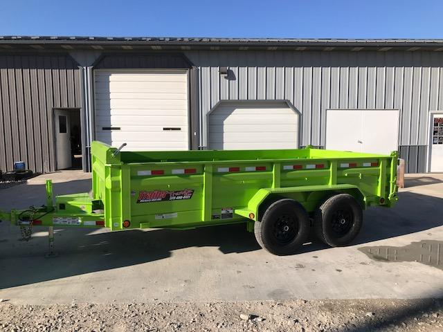 2017 Load Trail DT8314 Dump Trailer LOW-PRO 83