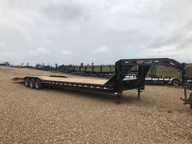 2018 Load Trail 102X40 GC GOOSENECK 21K DRIVOVER FENDERS Equipment Trailer