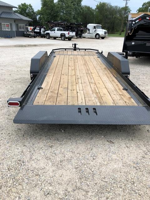 "2018 Load Trail 83"" X 20' Tandem Axle Low-pro Equipment Trailer"