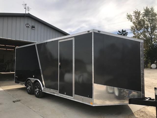 2018 Stealth Trailers 8.5x20 TITAN SE 10K TWO TONE W/ FLASH PACKAGE Enclosed Cargo Trailer