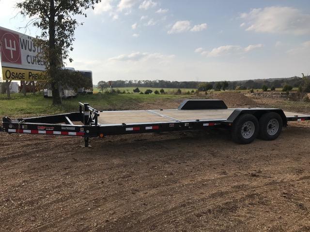 2018 Load Trail 83X22 TH TILT N GO 14K Equipment Trailer