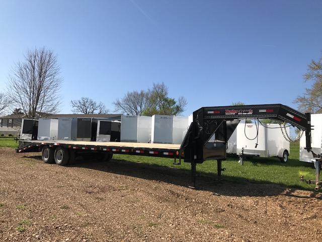 2017 Load Trail 33780 Equipment Trailer 102