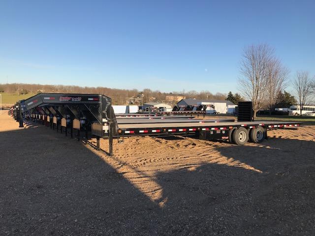 2018 Load Trail 102X32 GL LOW PRO HYD DOVE HYD JACK Flatbed Trailer