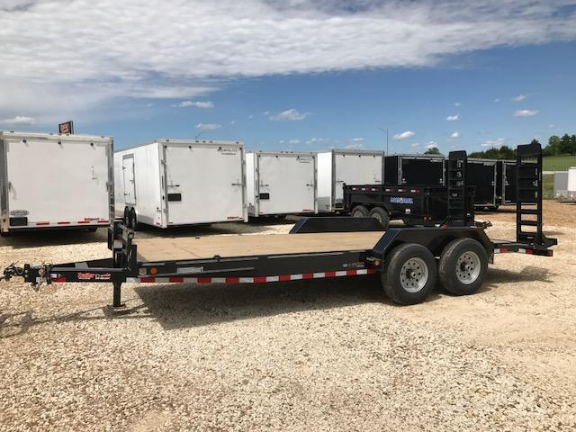 2017 Load Trail 34927 Flatbed Trailer 83