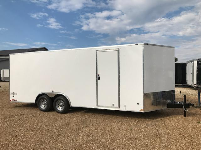 2018 Stealth Trailers 8.5X20 MUSTANG Enclosed Cargo Trailer