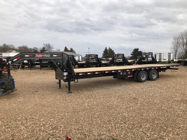 2017 Load Trail 30668 Equipment Trailer 102