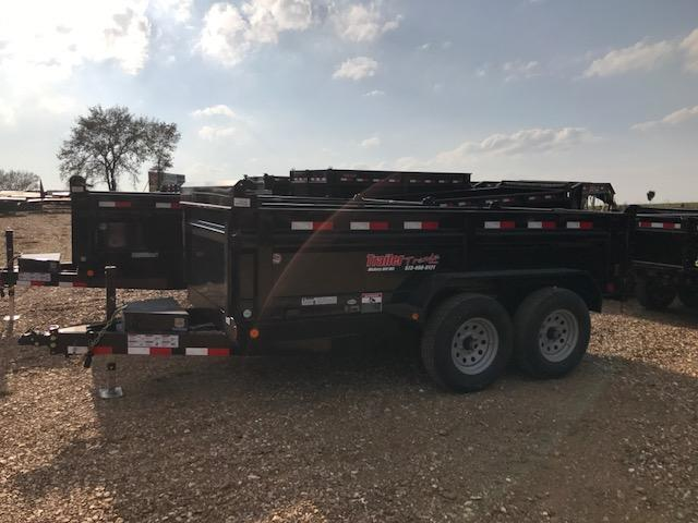 2018 Load Trail 72X12 10K Dump Trailer
