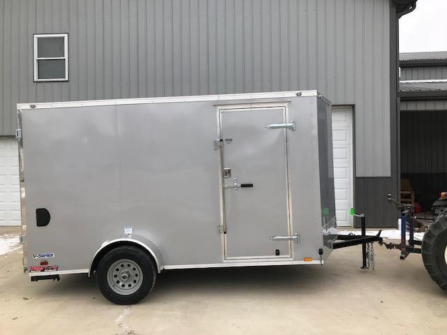2018 Continental Cargo 6.5X12 V SERIES Enclosed Cargo Trailer