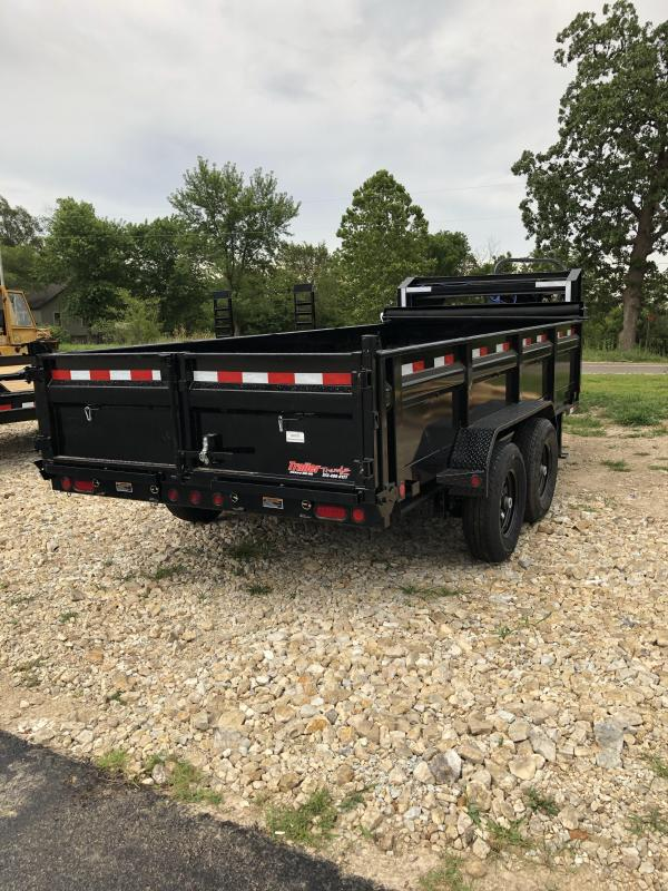 2019 Load Trail 83X16 LOADTRAIL GOOSENECK DUMP SCISSOR HOIST Dump Trailer