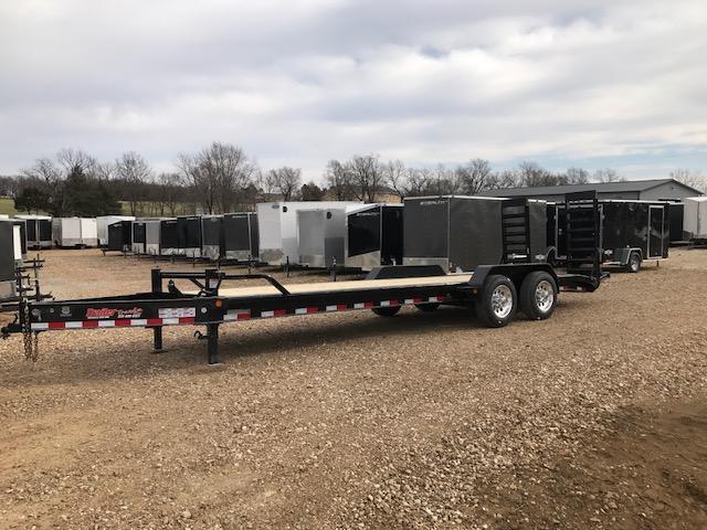 2018 Load Trail 82x24 EH 20K EQUIPMENT HAULER Equipment Trailer