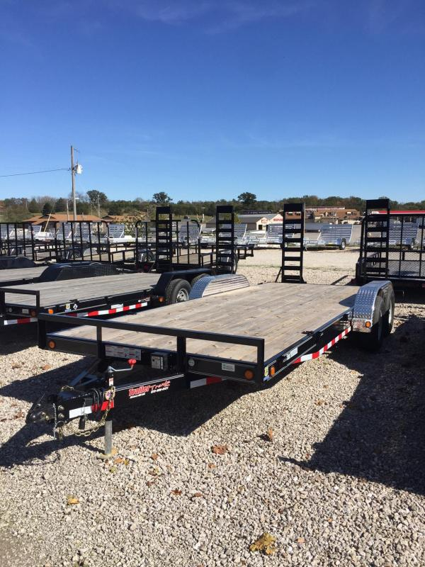 2018 Load Trail 83X20 10K STAND UP RAMP Car /EQUIPMENT  Trailer