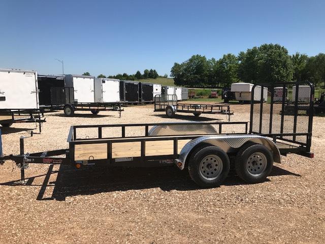 2017 Load Trail UE7714032_4522 Utility Trailer 77