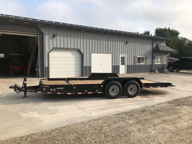 2017 Load Trail TL8320 Equipment Trailer 83