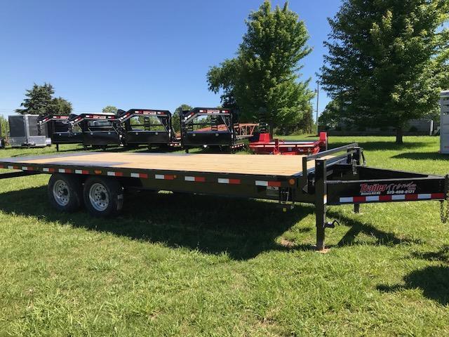 2017 Load Trail 38578 Equipment Trailer 102