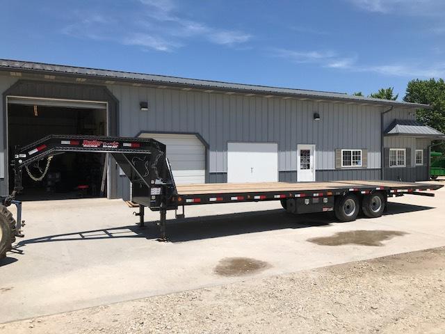 2017 Load Trail GL0230102_1218 Equipment Trailer 102