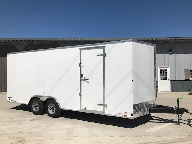 2018 Continental Cargo 8.5x20 VHW 10K CARHAULER Enclosed Cargo Trailer