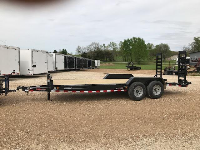 2017 Load Trail 34355 Flatbed Trailer 83