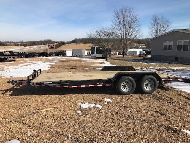 2018 Load Trail 83x20 CH 10K Car / Racing Trailer