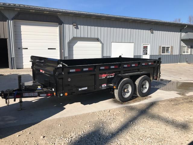 2018 Load Trail 83X16 14K STANDARD HEIGHT Dump Trailer