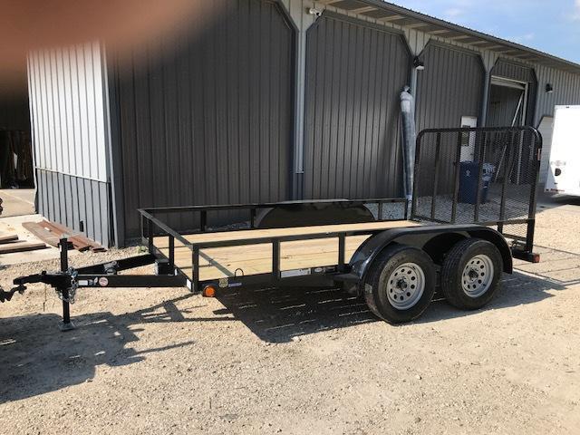 2017 Load Trail 35830 Utility Trailer 77
