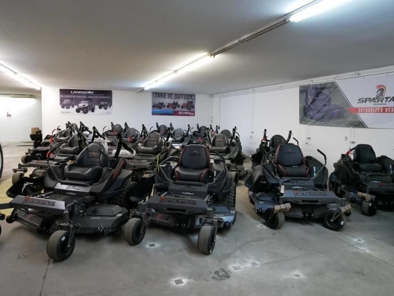 2018 Spartan RT HD 26HP  Zero Turn Lawn Mower