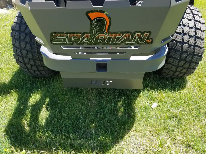 2017 Spartan 2017 Spartan RT PRO 54 Zero Turn Mower Lawn