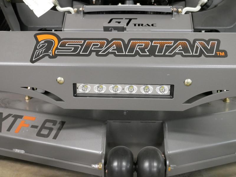 2018 Spartan SRT XD  Edition Zero Turn Lawn