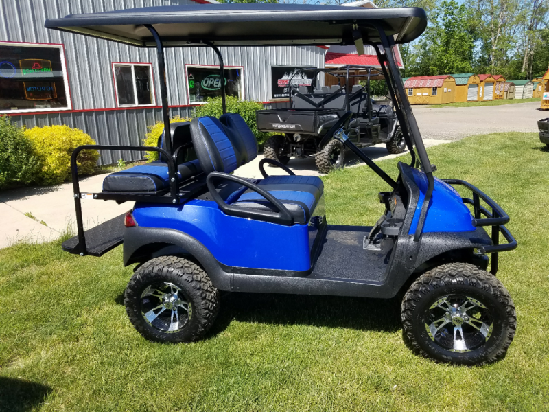 2006 Club Car Precedent Blue Streak 48V Golf Cart Golf Cart
