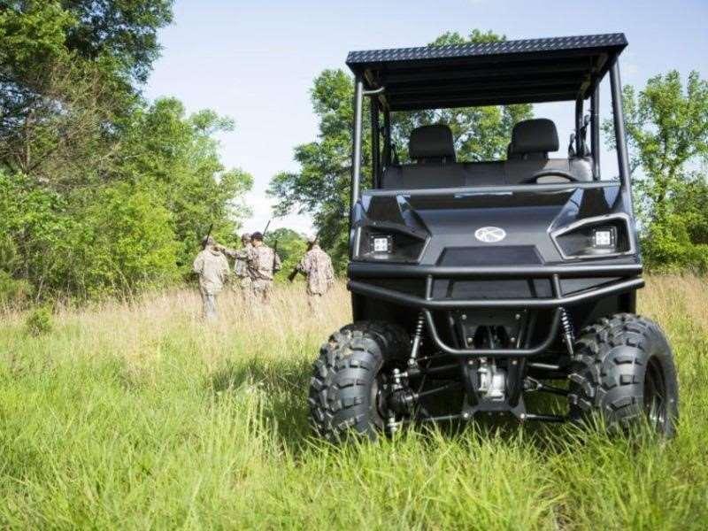 2017 American Land Master LS550 Utility Side-by-Side (UTV)