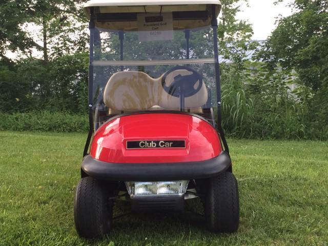 2011 Club Car Precedent i2 Excel 48V Electric Golf Cart - Like NEW