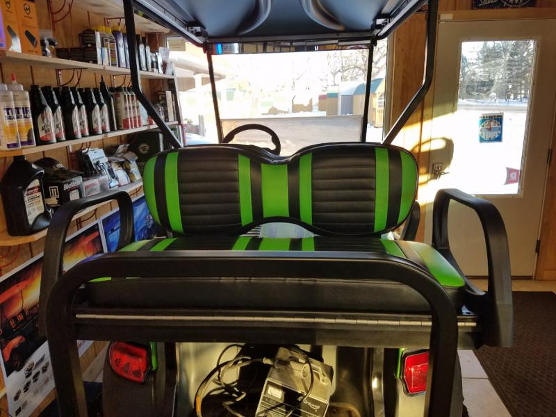 2017 Club Car Phantom Golf Cart Custom