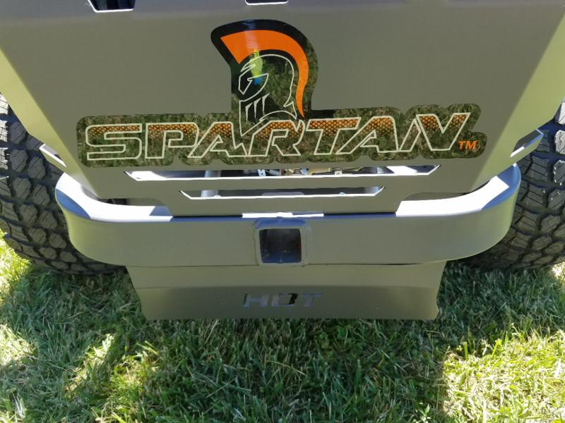 2017 Spartan Spartan RT Pro 61 Zero Turn Mower Lawn
