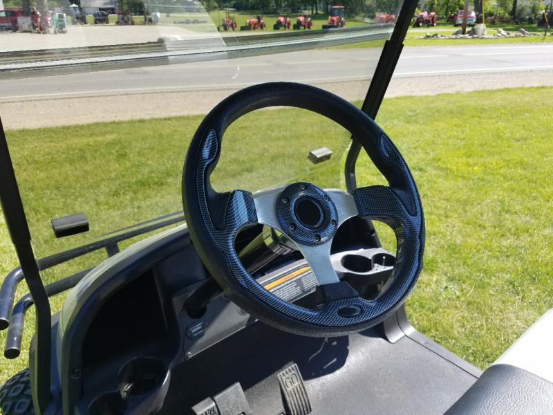 2006 Club Car 48V Silver Fast And Furious Edition Golf Cart