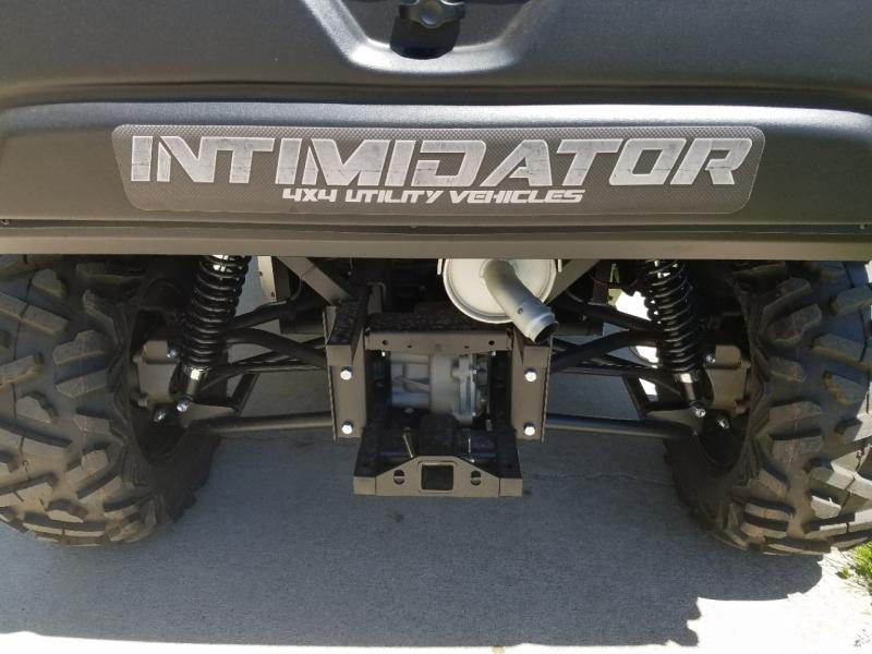 2018 Intimidator UTV XD4 Crew Black wEPS Utility Side-by-Side (UTV)