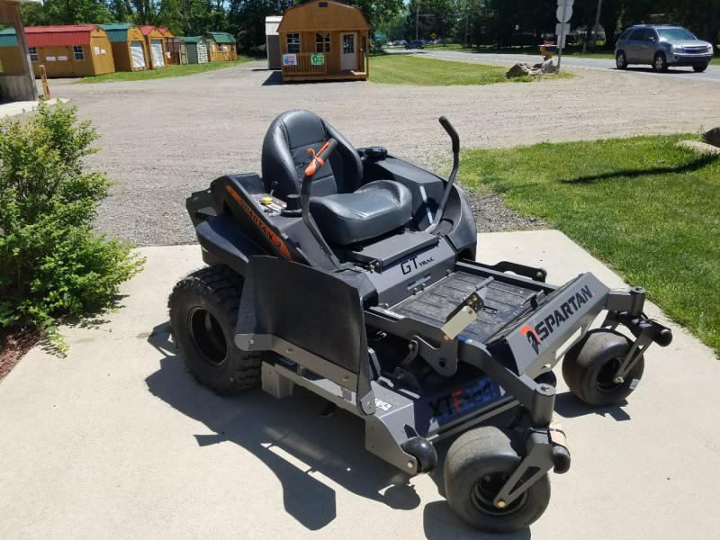2018 Spartan  RZ Pro 54 Zero Turn Mower Lawn
