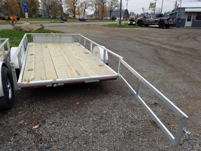 2018 Wolverine Trailers 6x12 Utility Trailer